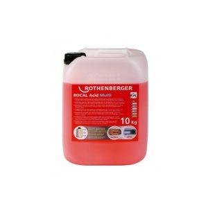 Rothenberger Rocal Acid Multi 10 koncentruotas skystis