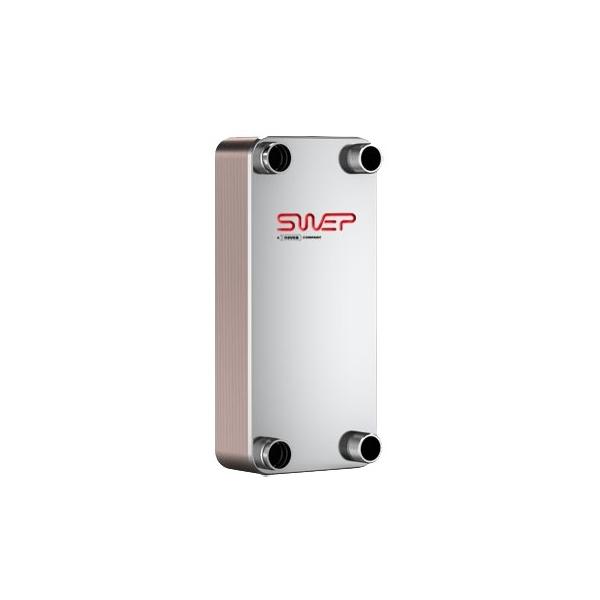 SWEP šilumokaitis B25T-40