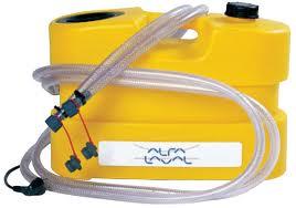 Alfa Laval šilumokaičių plovimo aparatas Alfa CIP 20
