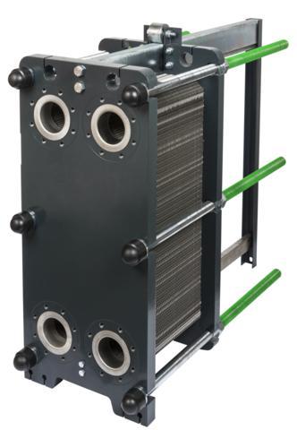 Gasketed heat exchanger type XGF 100-34