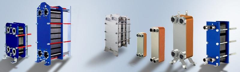 Plate Heat Exchanger - šilumokaičiai