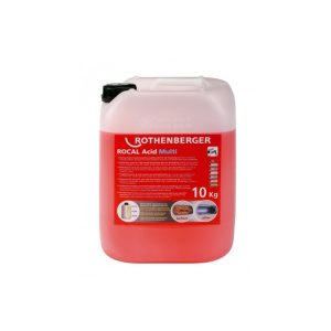 Rothenberger Rocal Acid Multi 10 koncentruotas skystis