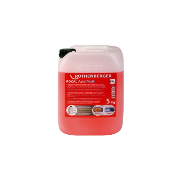 Rothenberger Rocal Acid Multi 5 koncentruotas skystis