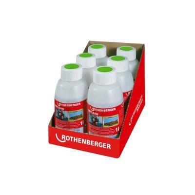 Rothenberger priemonė šildymo sistemų plovimui