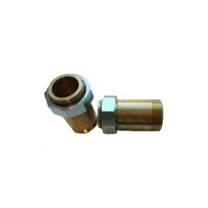 Adapteriai DN50 žalvariniai