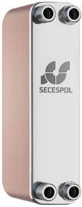 Secespol R-LINE lituotas plokštelinis šilumokaitis